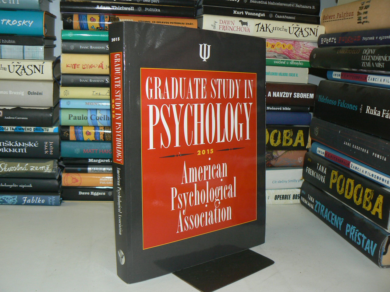 Graduate study in Psychology - kol.