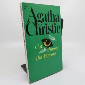Cat Among th Pigeons - Agatha Christie