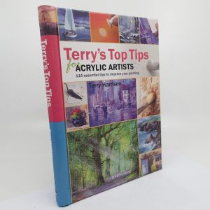 Terrys Top Tips for Acrylic Artists - Terry Harrison