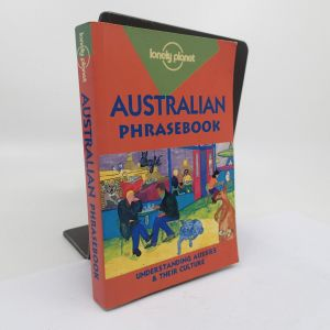 Lonely Planet Australian Phrasebook - kol.