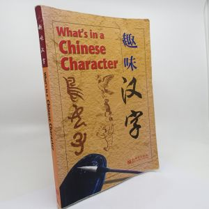 What is in Chinese Character - Tan Huay Peng