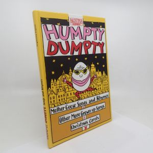 Humpty Dumpty - mother goose songs and rhymes, other more grown up songs, Christmas carols - Jiří Votruba Milena Kelly