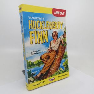 The adventures of Huckleberry Finn (zrcadlová četba) - Mark Twain