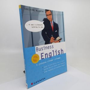Business English s jistotou slovem i písmem - Christine McCarthy