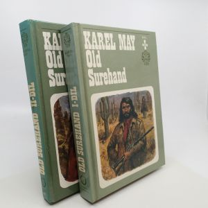 Old Surehand I.-II. - Karel May