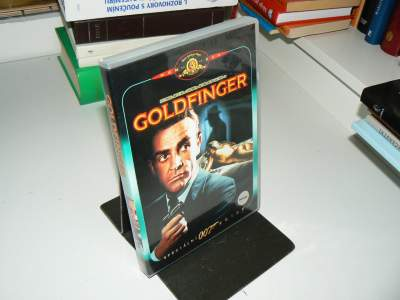 James Bond - Goldfinger - kol.