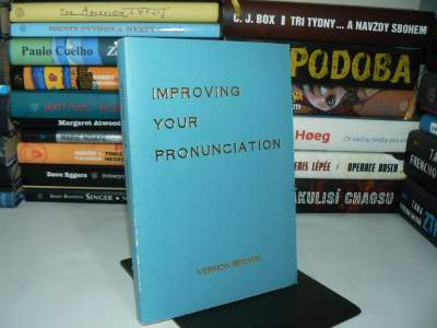 Improving your Pronunciation - Vernon Brown