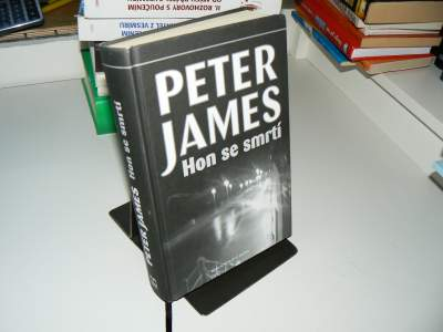 Hon se smrtí - Peter James